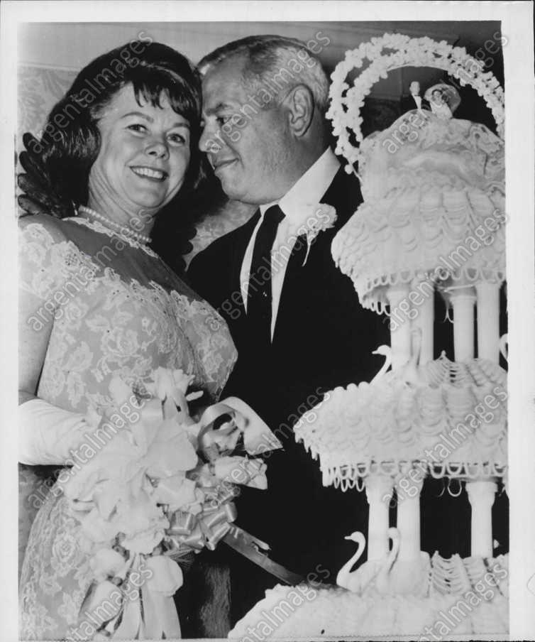 Desi Arnaz & Edith Mack Hirsch M.1963-1985
