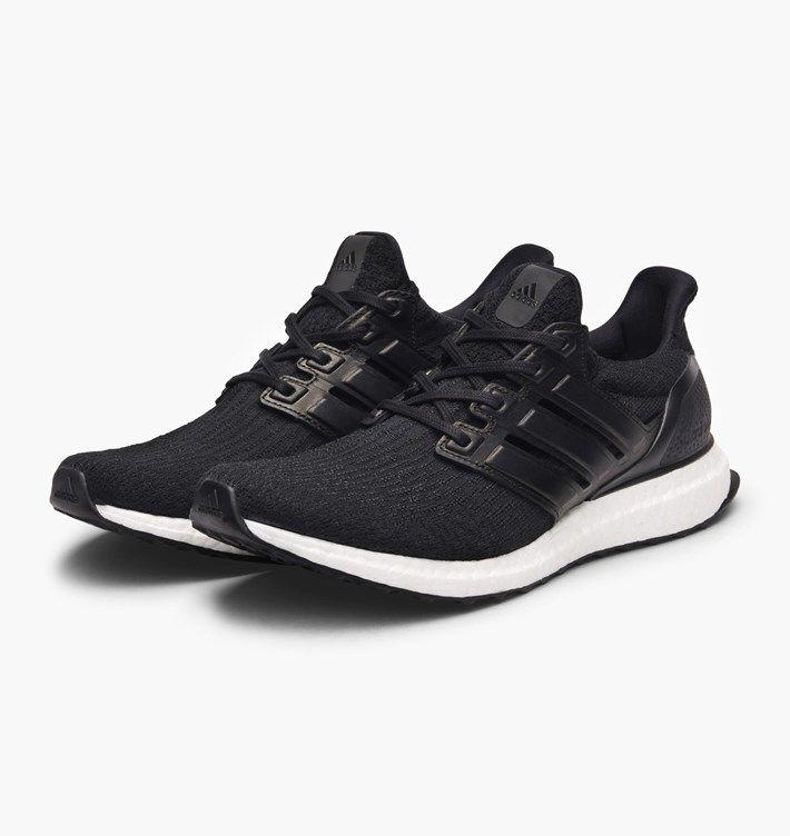 Black sneakers, Adidas ultra boost