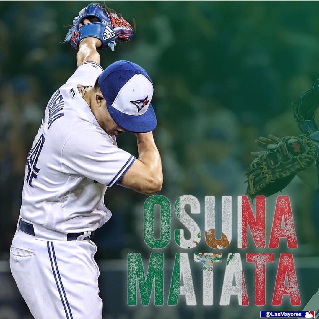 May 27/17 vs. Texas Roberto Osuna (robertosuna54) on