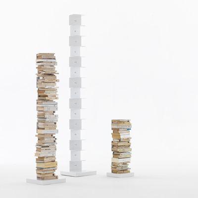 Libreria Verticale In Metallo.Libreria Verticale Self Standing Struttura Ripiani In Metallo