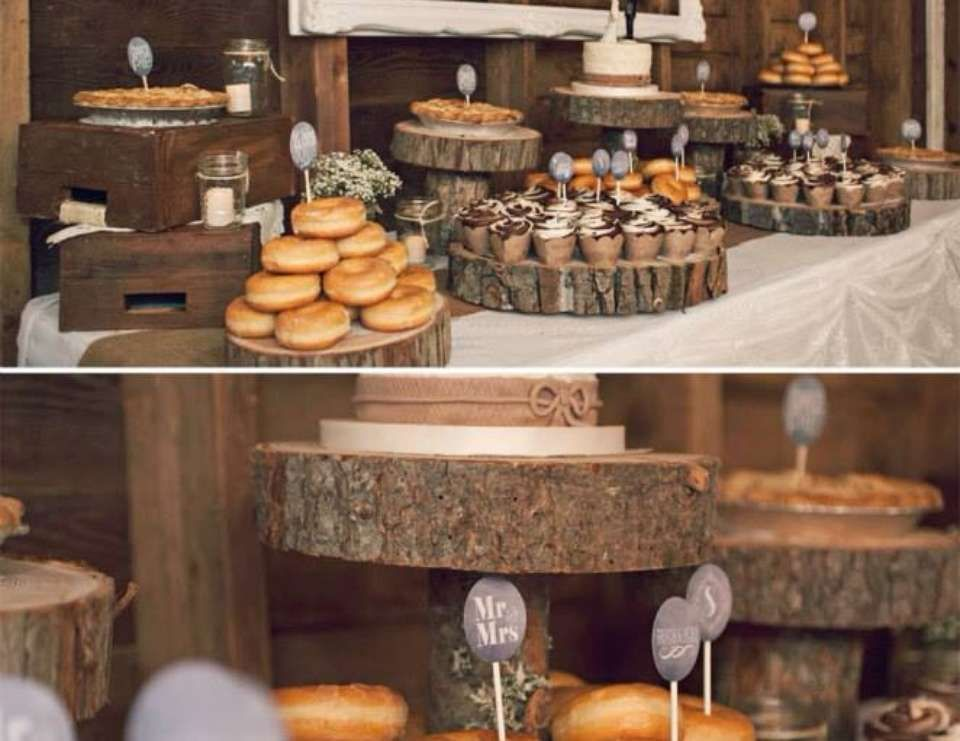 Rustic wedding quot trevor vicky stuff