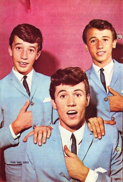 Please remember to conduct your monthly breast exam. This public service announcement has been brought to you by the Bee Gees.