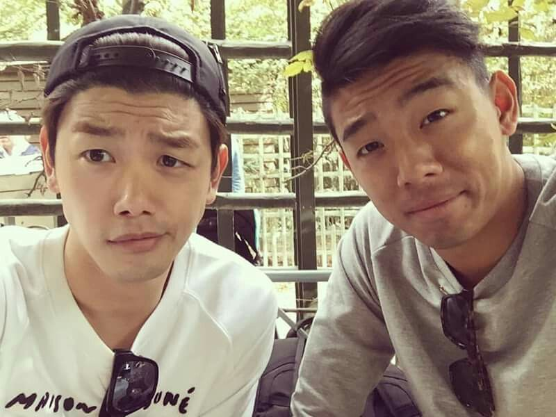 Eric Nam Brothers
