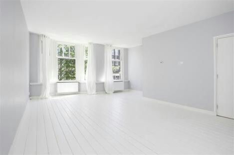 Witte houten vloer zolder white rooms flooring