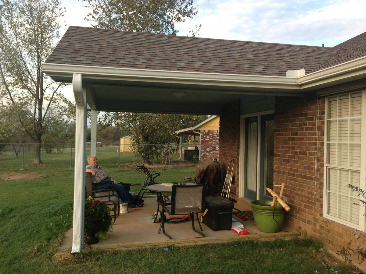 Do It Yourself Home Design: How To DIY A Screened-In Patio For Only $500 (PHOTOS