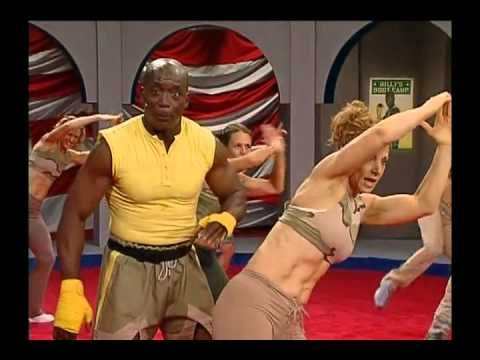 Weight Lose Exercises Tae Bo Bootcamp Abs Youtube