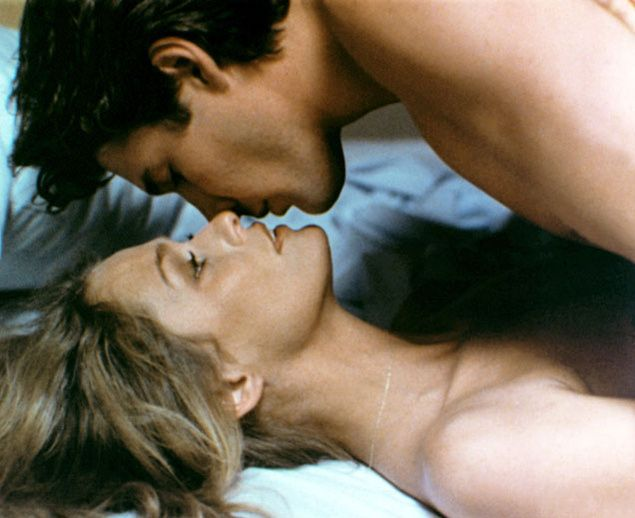 American Gigolo Movie Kisses Richard Gere Lauren Hutton