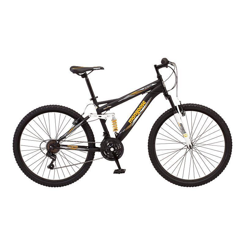 Mongoose Ravage 26 Junior Mountain Bike 2019 Black Mountain