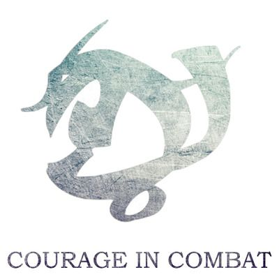 Sticker Mortal Instruments Shadowhunters Courage in Combat Rune Decal
