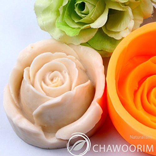 Silicone Molds Soap Making Candle Moulds Grace Rose 2.8oz 80g CHAWOORIM http://www.amazon.com/dp/B00P28K0NW/ref=cm_sw_r_pi_dp_r00Mwb0SE19BX