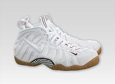 Here s the Nike Air Foamposite Pro