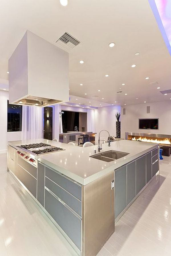 Maison, Baignoire Du0027angle, Loisirs Créatifs De Décoration, Cuisine  Du0027intérieur