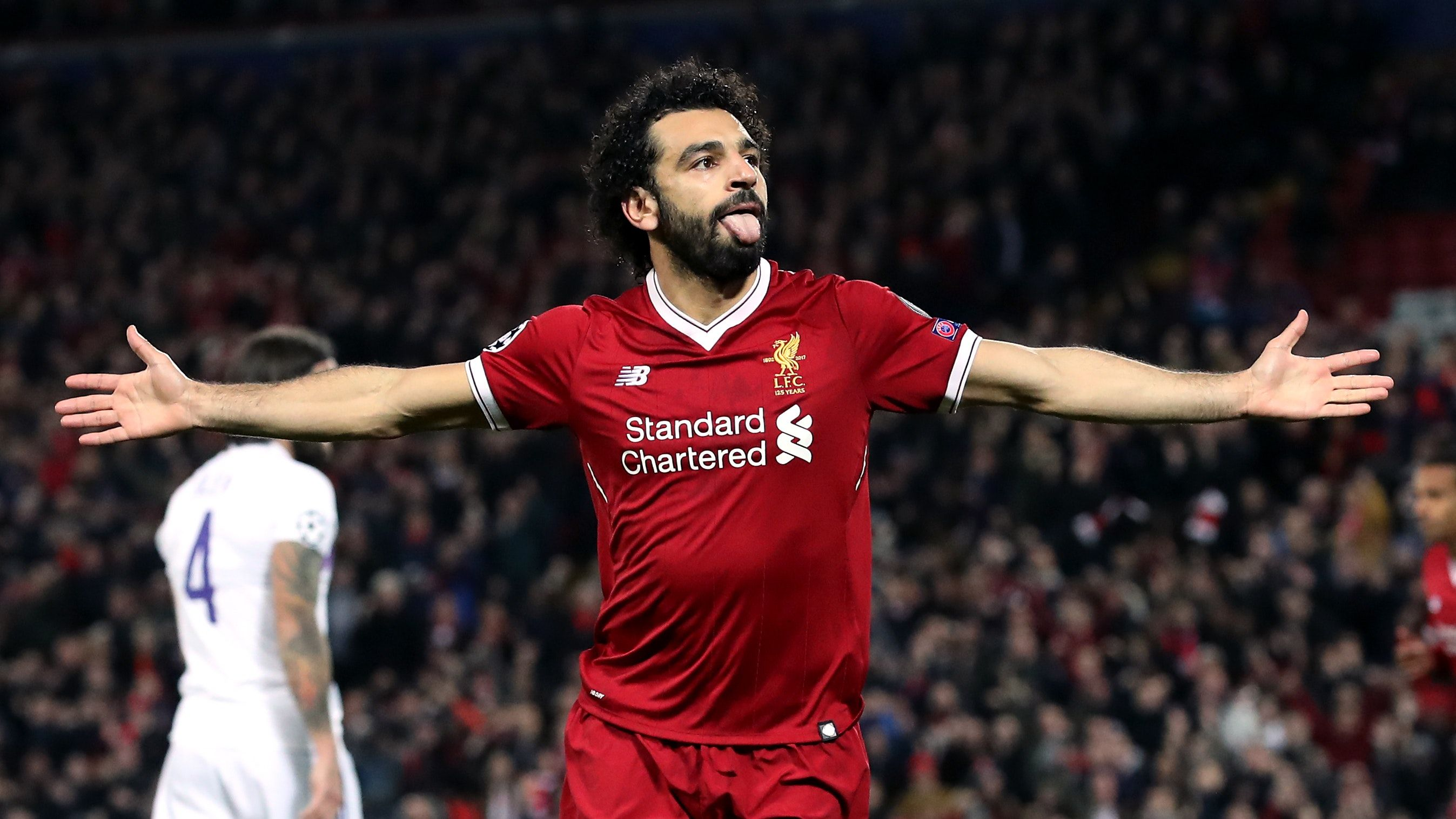 Mohamed Salah wins BBC African Footballer of Year award