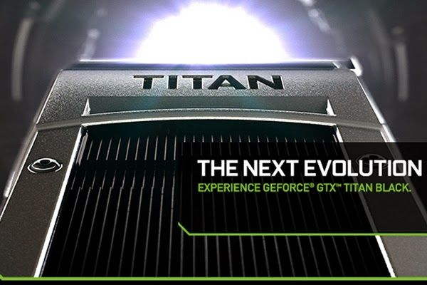 Nvidia Announces Titan Black Graphics Card ~ The Techie Lifestyle