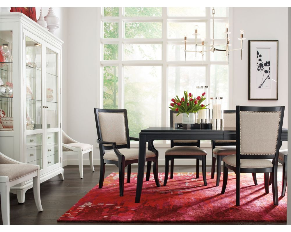 Round out your Manuscript dining room with