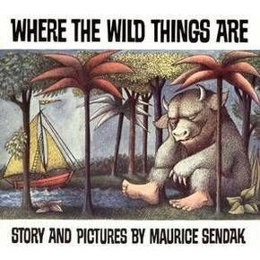 Where The Wild Things Are Paperback By Maurice Sendak Maurice Sendak Picture Book Best Children Books