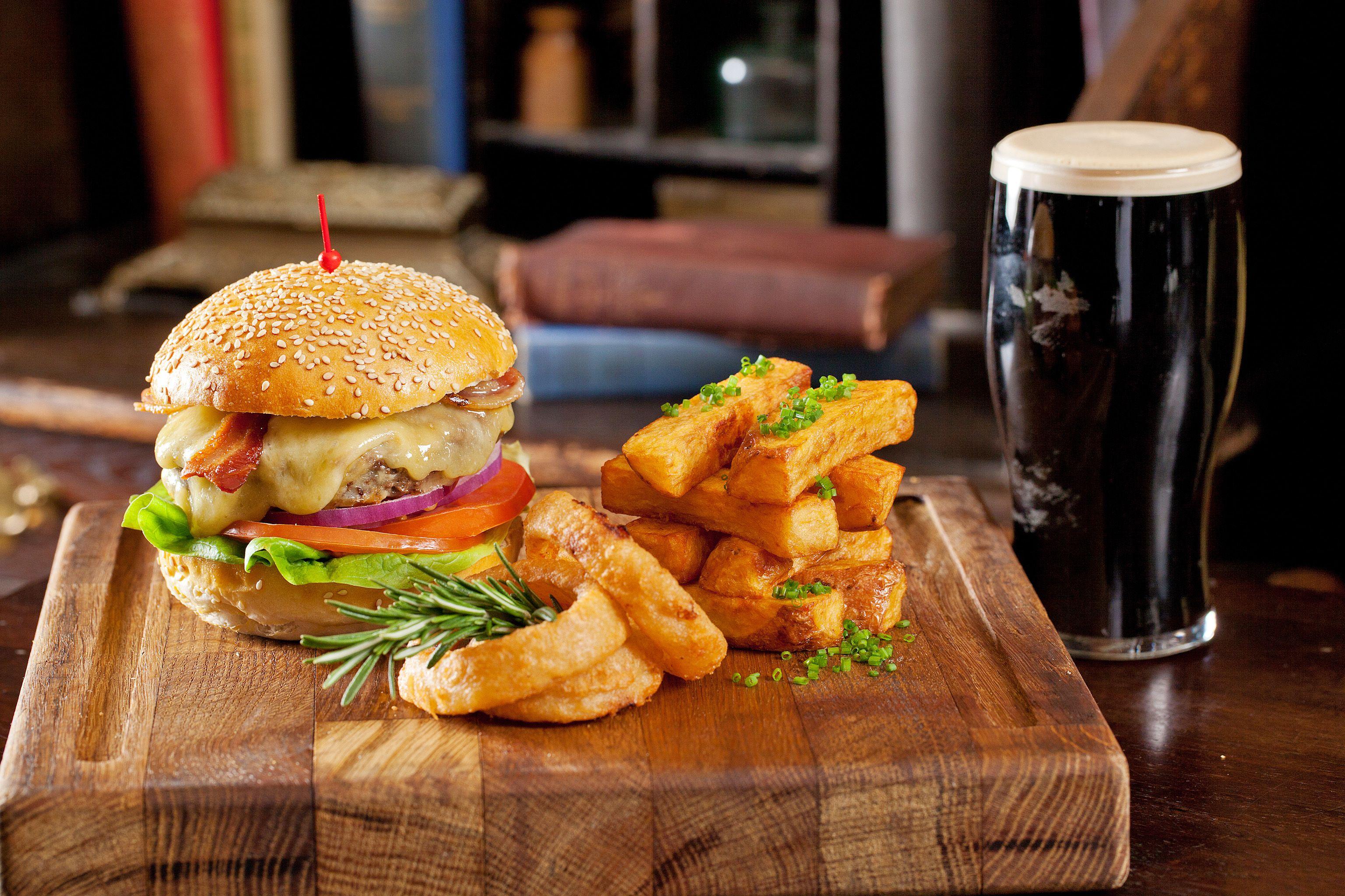 Traditional Irish Pub Food   recipes   PinterestPub Food Burgers