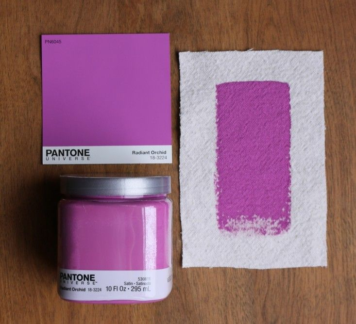 Pantone 2014 Color Of The Year, Radiant Orchid