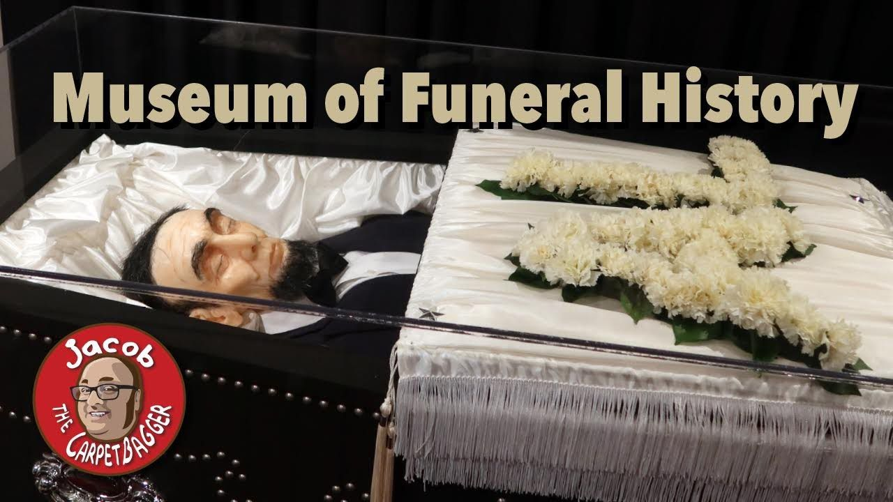 Museum of funeral history in 2020 history history