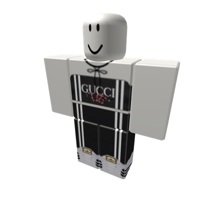 e1547d4a Black Gucci Two Stripe Tracksuit - Roblox | ROBLOX OUTFITS | Black ...