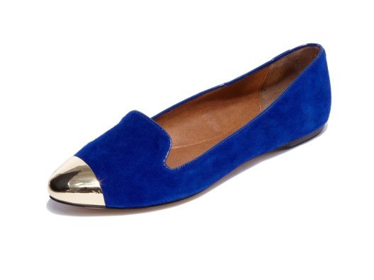 Cap Toe Loafer by Dolce Vita