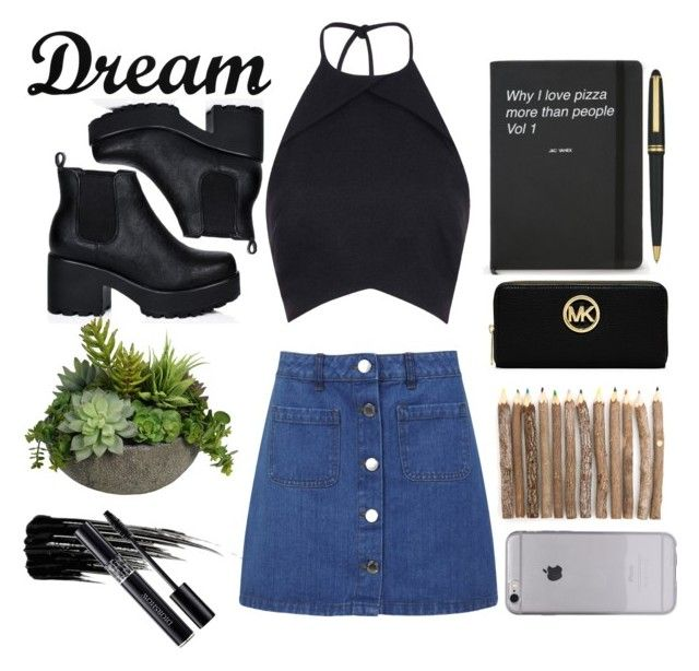 """hi"" by jasmynbrunato ❤ liked on Polyvore"