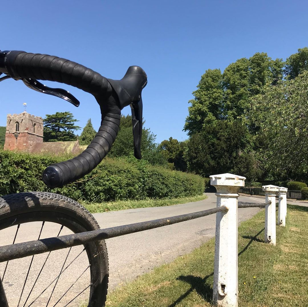 Out and about in the Worcestershire and Herefordshire countryside #villagegreen #eastnor #herefordsh...