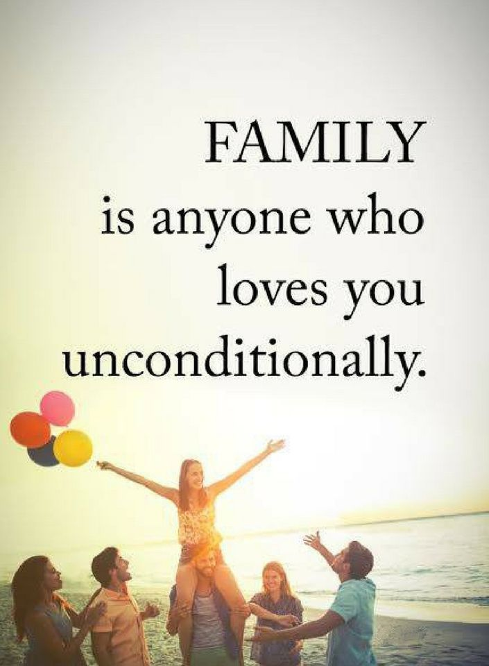Family Quotes Family Is Anyone Who Love You Unconditionally