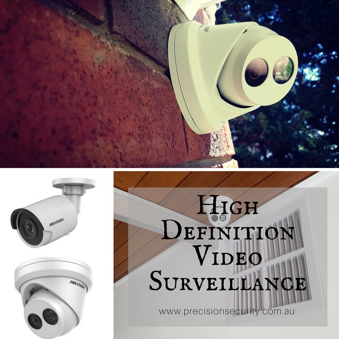 Melbourne Cctv Security Cameras Precision Security Australia Security Camera Installation Security Cameras For Home Home Security Systems