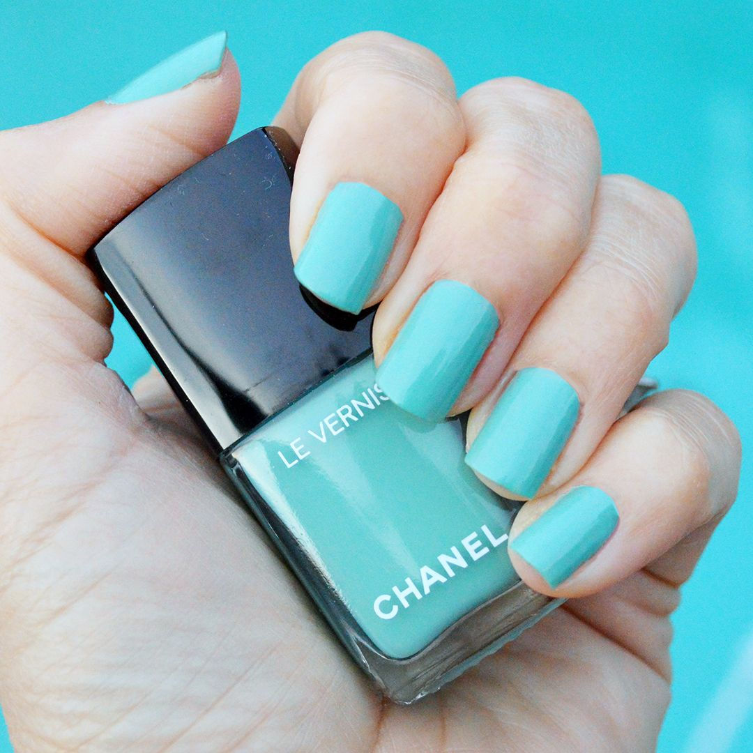 Chanel nail polish spring 2018 review | Chanel nails, Spring and ...