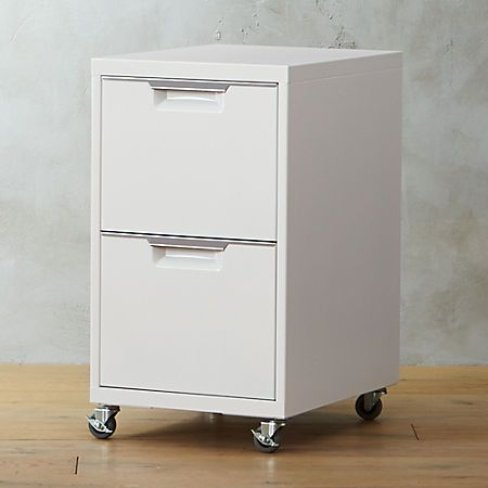 Tps White 2 Drawer Filing Cabinet Reviews Cb2 In 2020 Drawer Filing Cabinet Filing Cabinet Modern Storage Cabinet