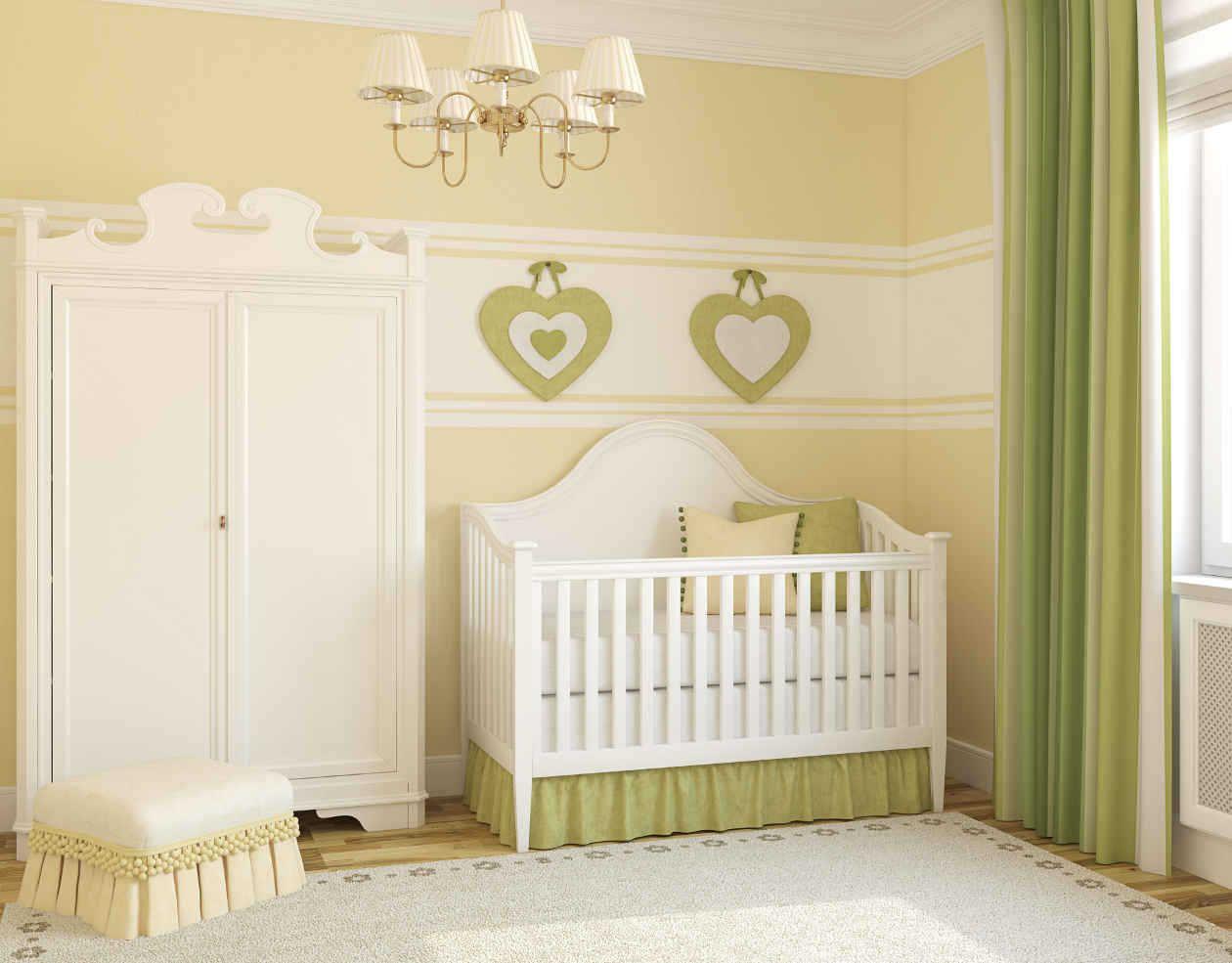 cuartos-para-bebes-recien-nacidos-5.jpg (1260×985) | bebé ...