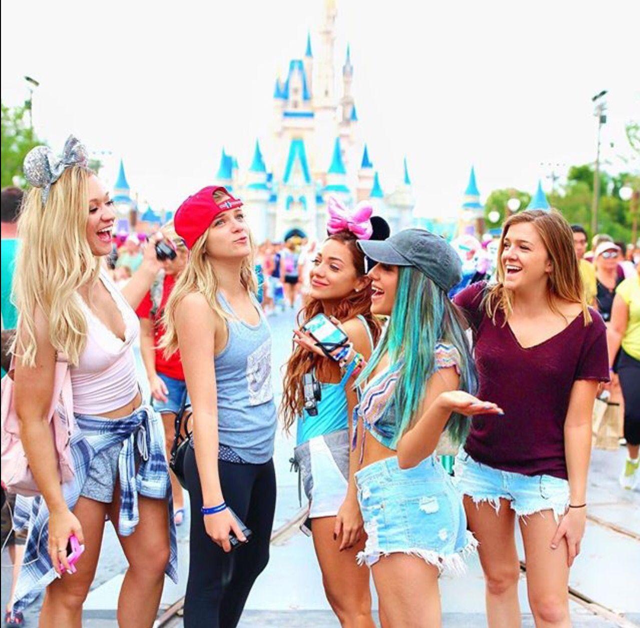 Disney Worlddddd !!!!!!