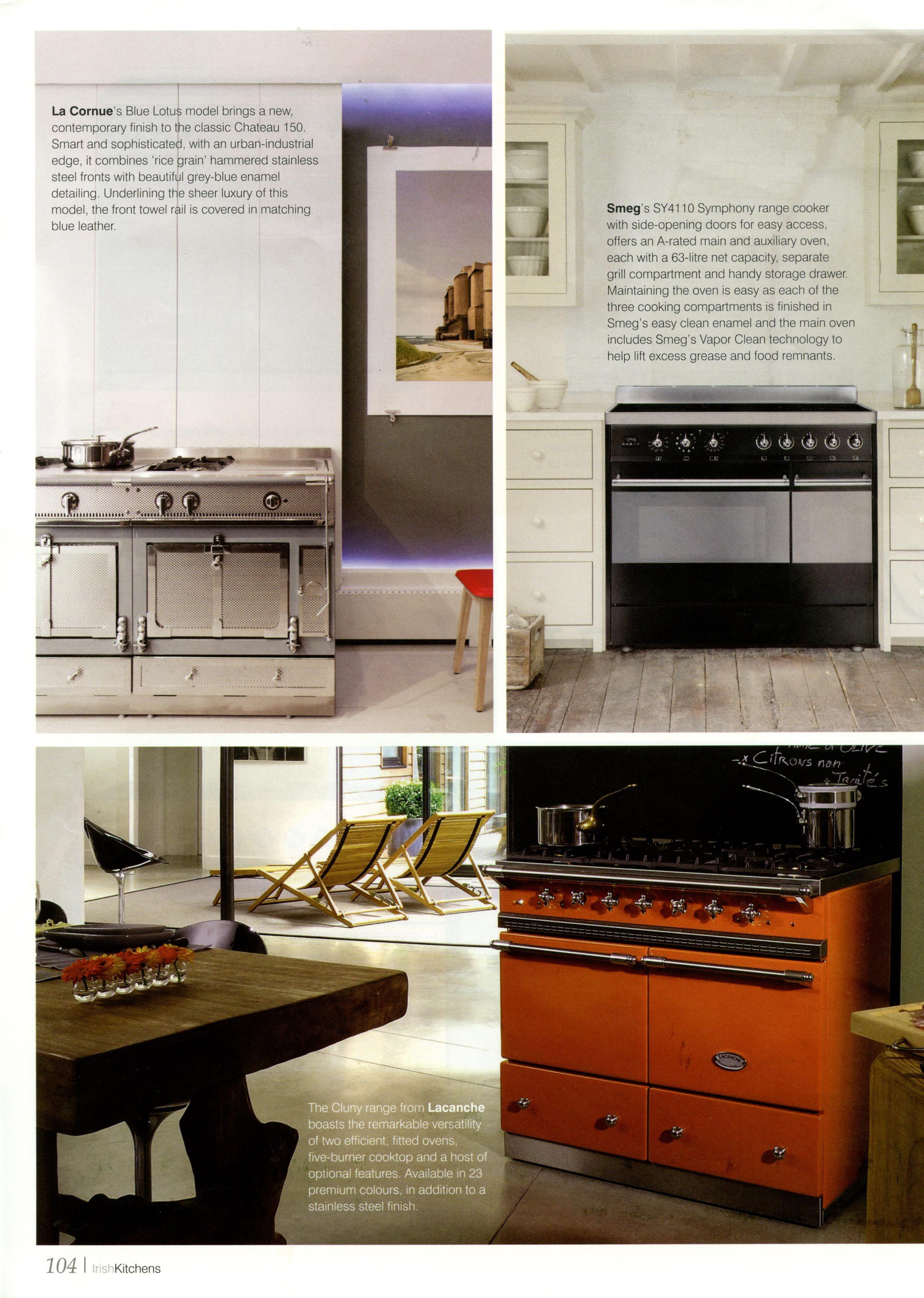 ilot central la cornue occasion. Black Bedroom Furniture Sets. Home Design Ideas