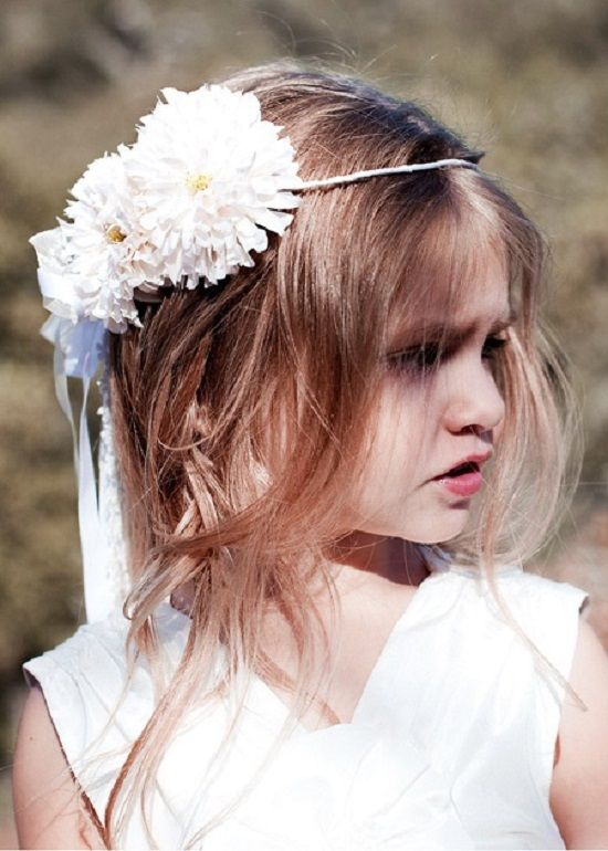 Little Girl Hairstyles For Thin Hair