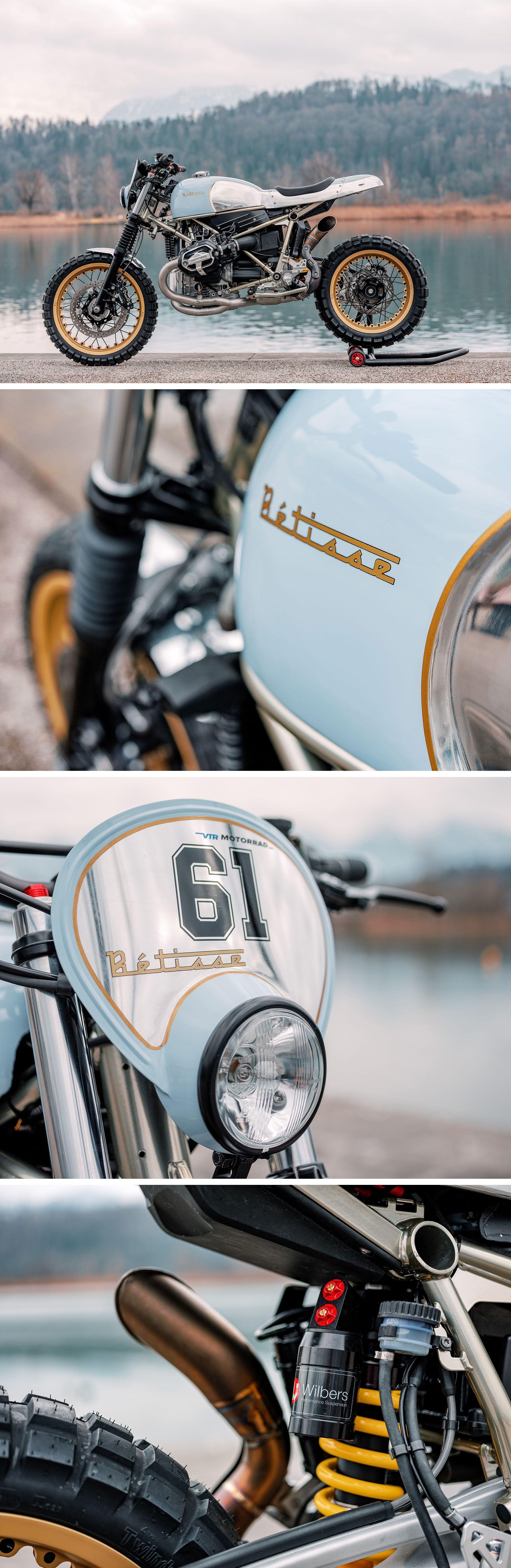 The Bmw R Nine T Scrambler Betisse Bike R Nine T Scrambler