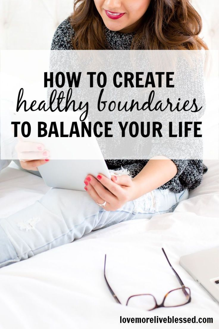 How to create healthy boundaries healthy lifestyle tips
