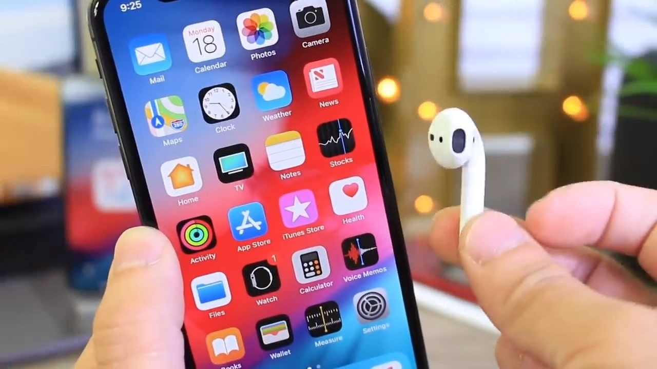 How to turn on and use live listen with airpods ios 12