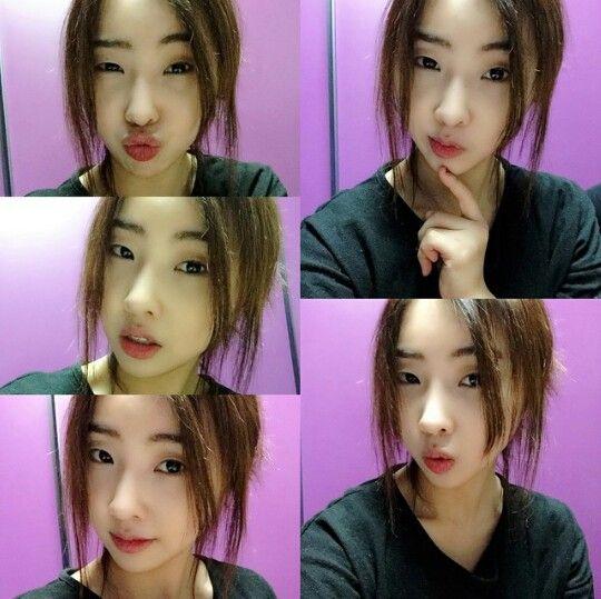 Chillin With No Makeup On Minzy Kpop Girl Bands 2ne1 2ne1 Minzy