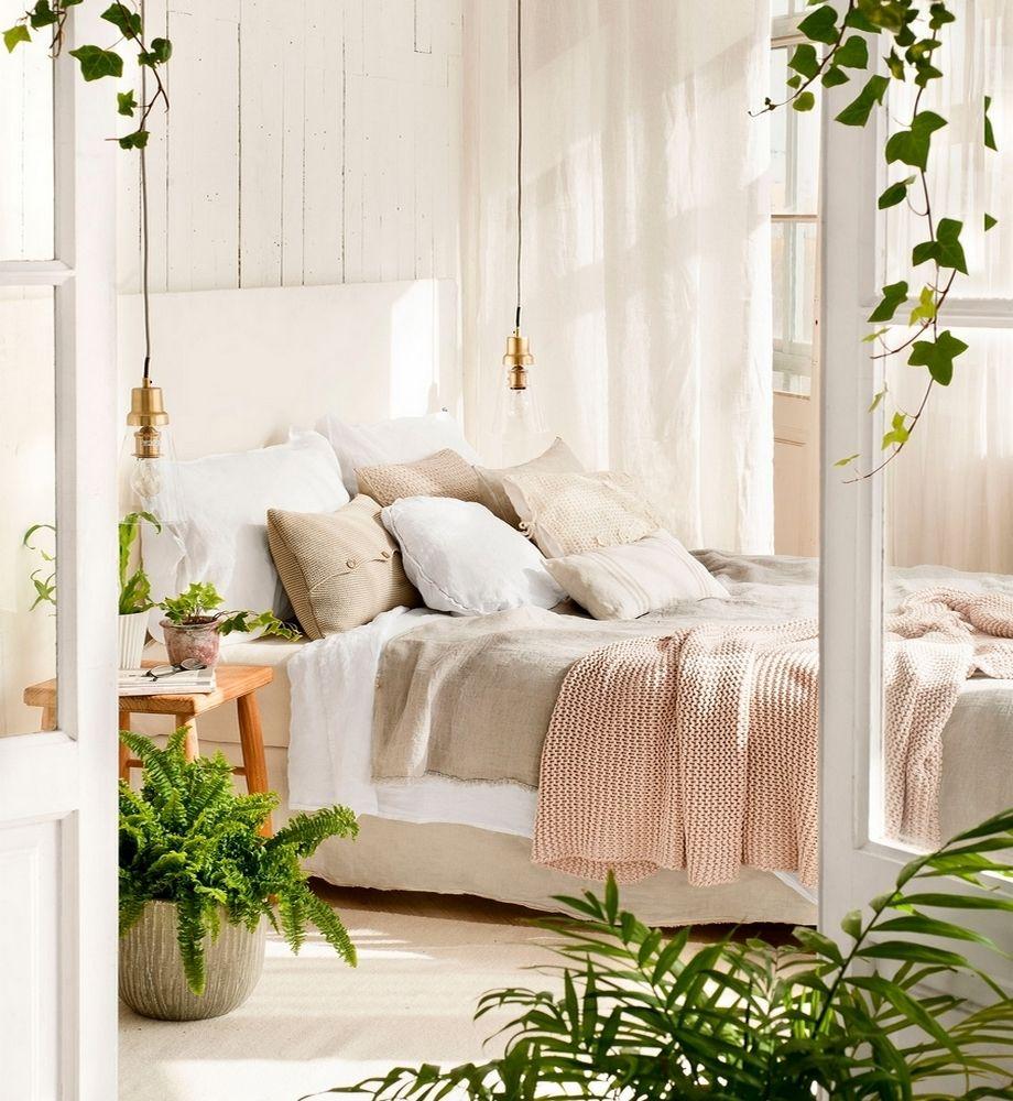 Lovely deco bedroom design ideas en 2019 decoration interieur maison chambre cosy et - Interieur chambre ...