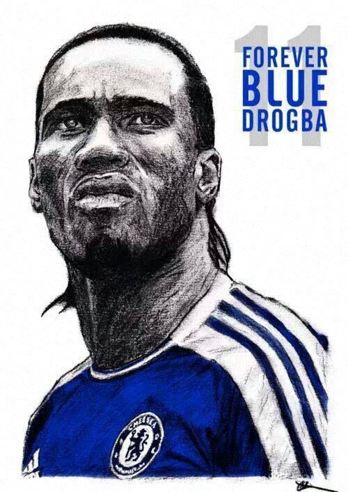 KING DROGBA!
