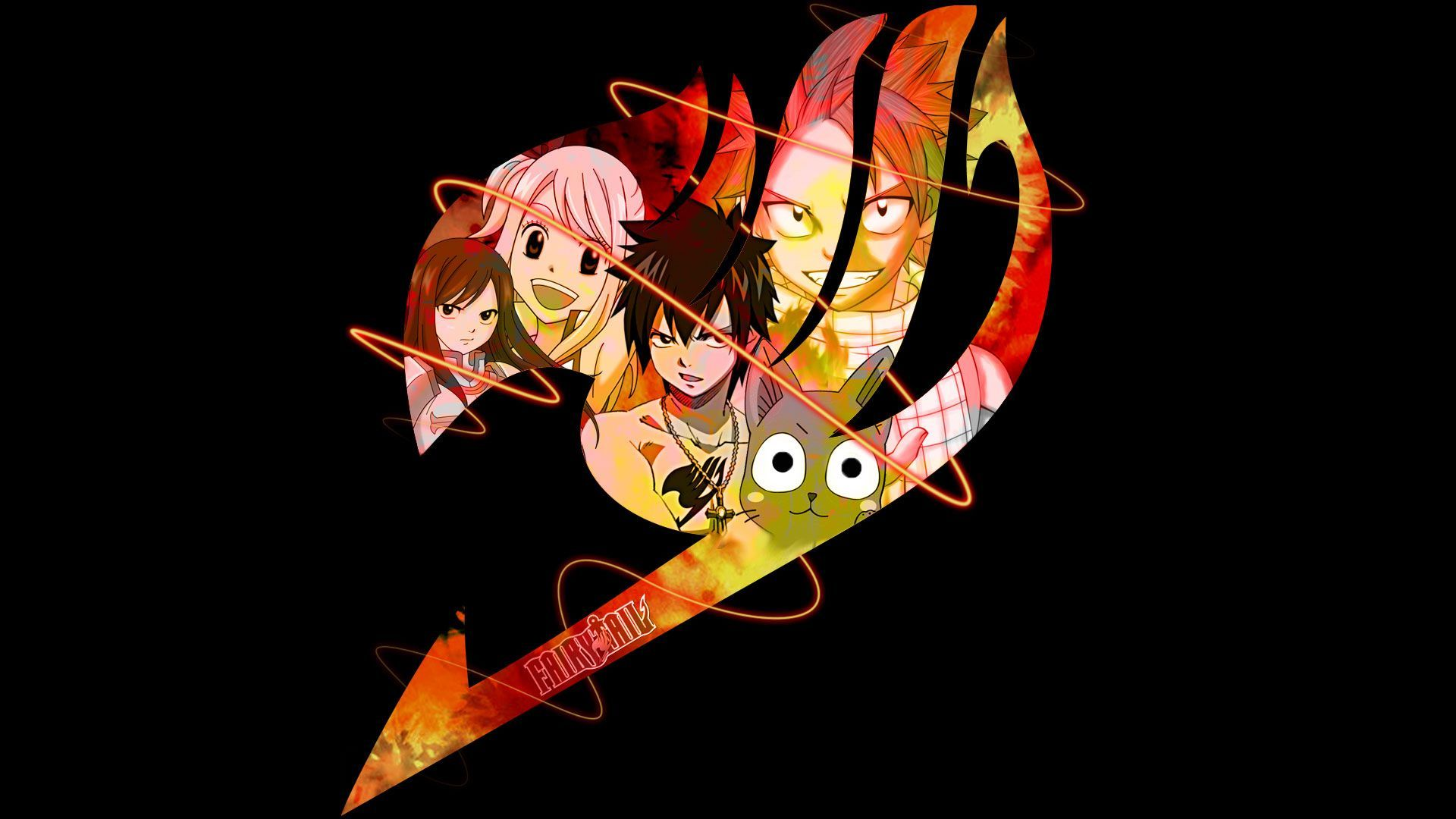 Fairy Tail Logo Wallpapers High Quality Resolution Click