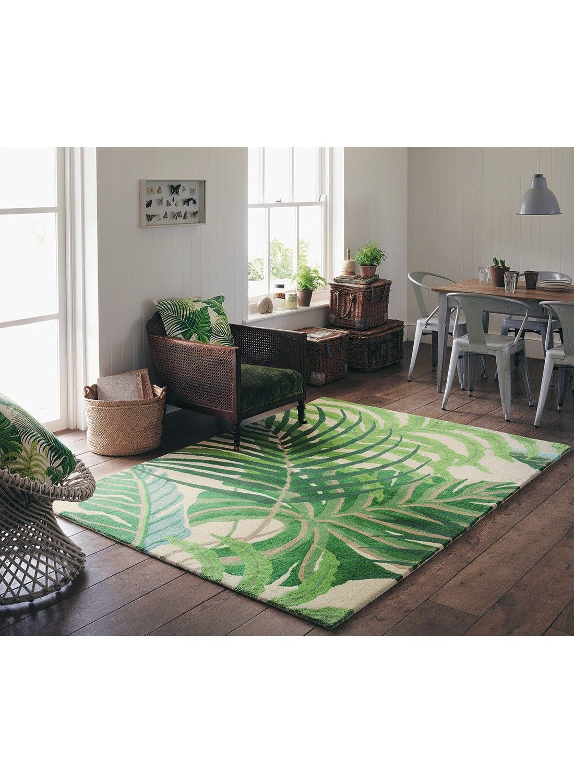 Tapis Salon Vert | femandm