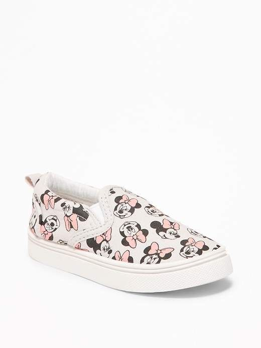 Old Navy Disney© Minnie Mouse Slip Ons for Toddler Girls
