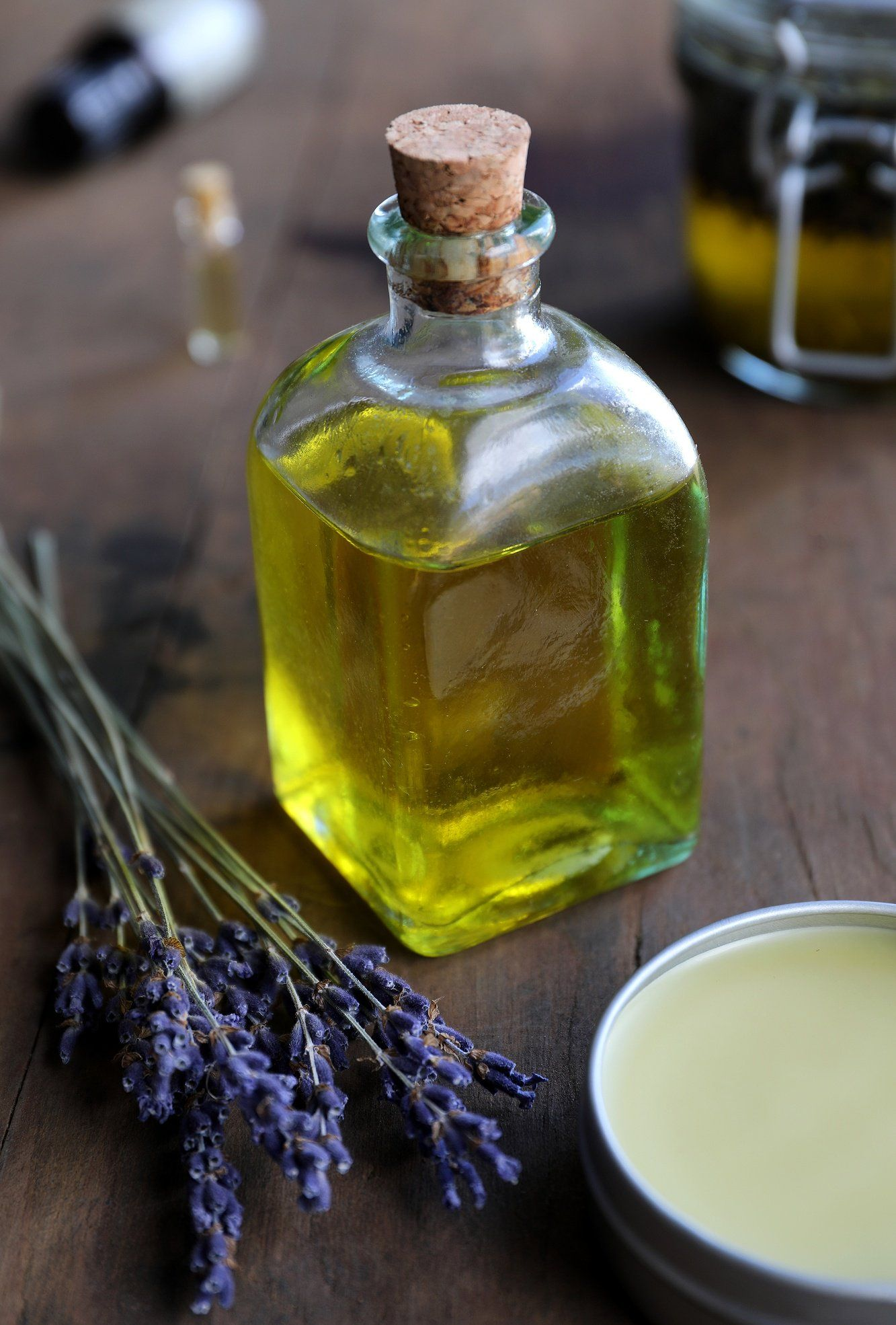 Diy herbalinfused oils recipe jojoba oil skin