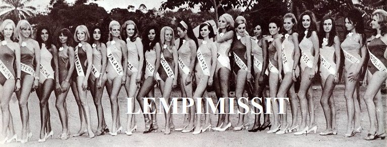 MISS EUROPE 1968