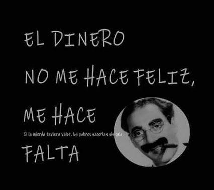 What S Hot Google Frases De Groucho Marx Frases Bonitas Frases Sabias
