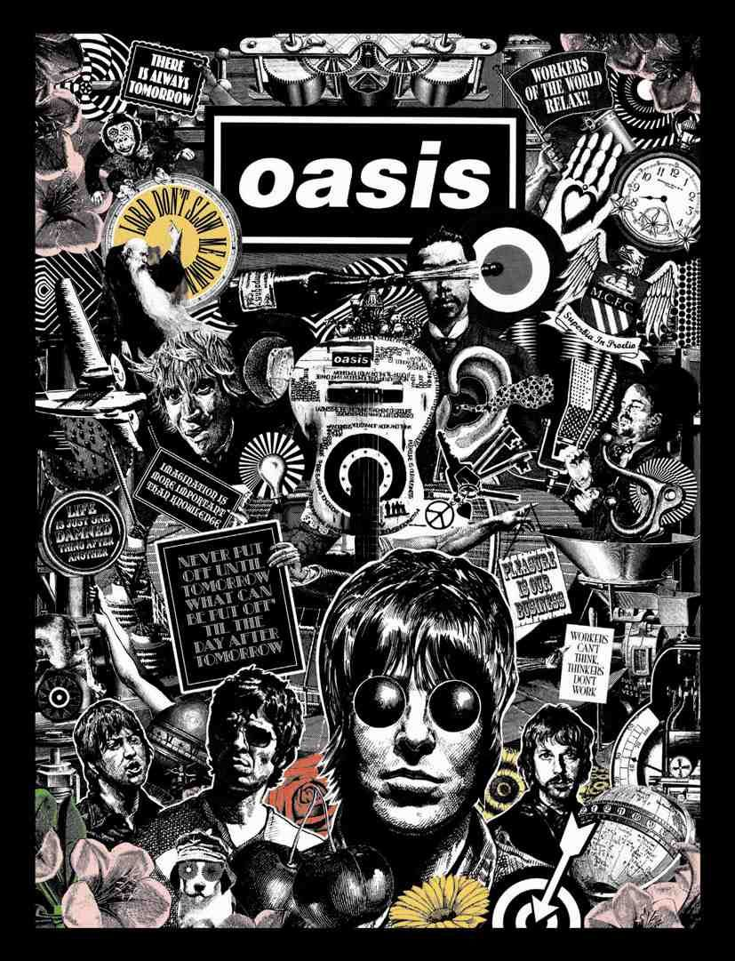 Pin Oleh Alejandra Mendez Di Favourite Bands Ilustrasi Poster Poster Grafis Ilustrasi