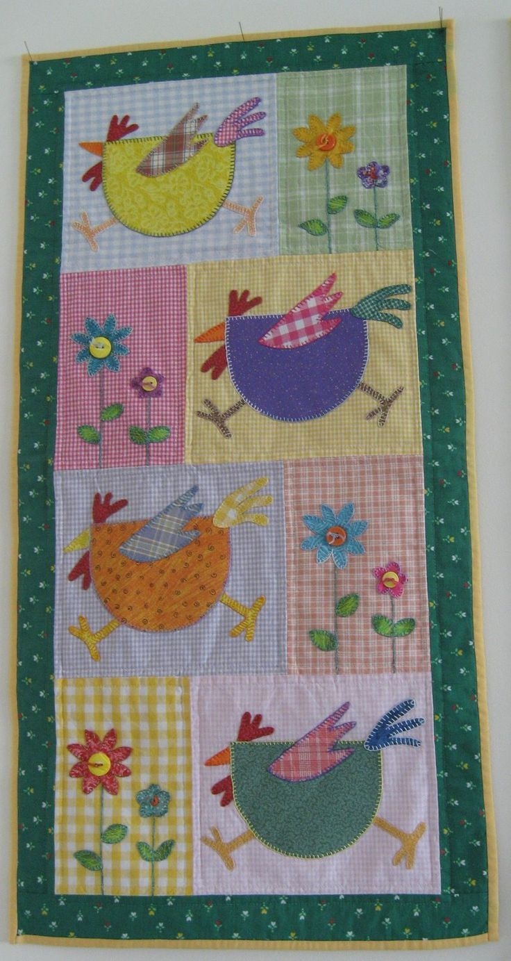 Run Chickens Run Cute Chicken Table Quot Runner Quot Or Wall