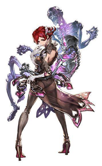 Granblue Fantasy Character Art   Anime character design ...